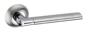 Ручка раздельная LINE A142 Chrome