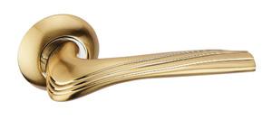 Ручка раздельная JAZZ A147 Gold