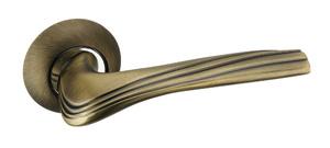 Ручка раздельная JAZZ A147 Bronze