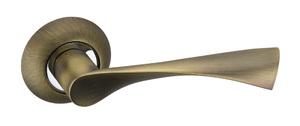 Ручка раздельная LEGEND A123 Bronze