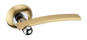 Ручка раздельная GRIF A103 Gold