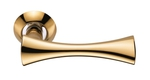 Ручки на круглой накладке SILLUR 201 P.GOLD