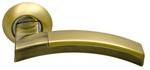 Ручки на круглой накладке SILLUR 132 S.GOLD/BR