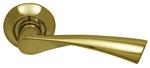 Ручки на круглой накладке SILLUR X11 P.GOLD