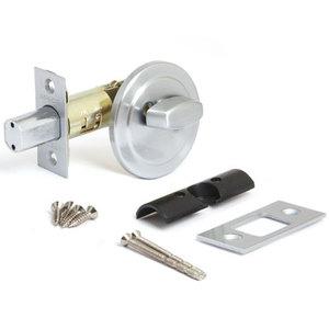 Задвижка дверная Apecs L-0108-S (D-108-S)